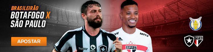 Palpite para Botafogo x Sao Paulo Brasileirao