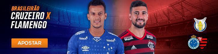 Palpite para Cruzeiro x Flamengo Brasileirao