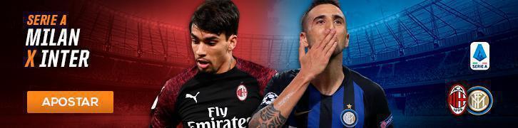Palpite para Milan x Inter Campeonato Italiano - Série A