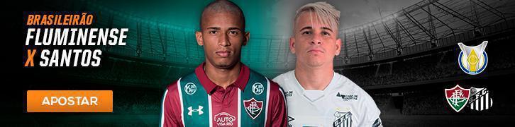 Veja as melhores apostas para as semi da Copa Sul-Americana e 21° rodada do Brasileirão Fluminense x Santos