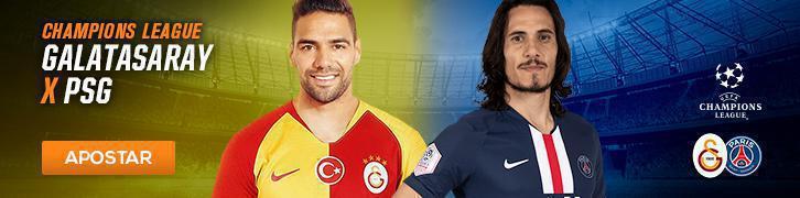Confira os palpites para os grandes jogos da Champions League Galatasaray x PSG