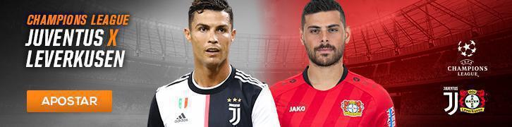 Confira os palpites para os grandes jogos da Champions League Juventus x Leverkusen