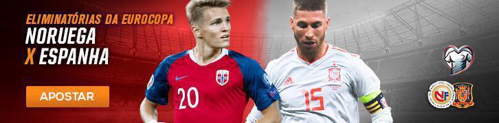 Palpites para os jogos das Eliminatórias da Euro 2020