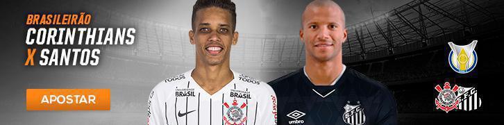 Dicas para apostar no Brasileirão Corinthians x Santos