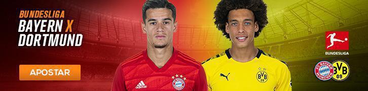 Bayern x Dortmund