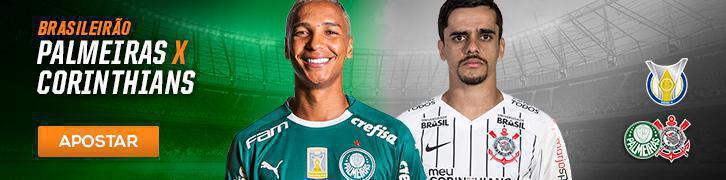 Com essas dicas, apostar na rodada 32 do Brasileirão vai ser fácil Palmeiras x Corinthians